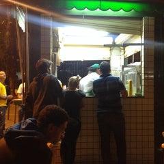 Photo taken at Quiosque do Josias by Rafa C. on 5/1/2014