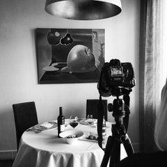 Photo taken at Gattopardo Ristorante Di Mare by Lino S. on 4/22/2014
