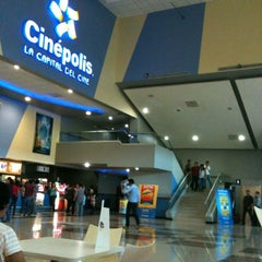 Photo taken at Cinépolis by Tavo B. on 10/12/2012