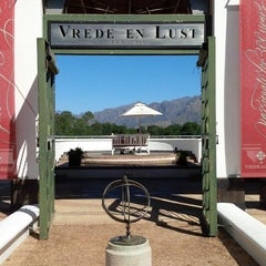 Photo taken at Vrede En Lust by Will M. on 2/16/2013