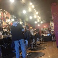 Photo taken at Floyd's 99 Barbershop by Joe C. on 2/13/2013