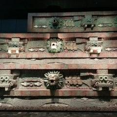 Photo taken at Museo Nacional de Antropología by A. L. on 10/27/2012