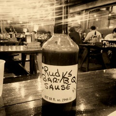 Photo taken at Rudy's Country Store & Bar-B-Q by Kimberley-Marie S. on 3/19/2013