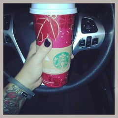 Photo taken at Starbucks by Crystal M. on 11/21/2013
