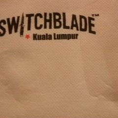 Photo taken at Switchblade™ Kuala Lumpur by Saifuddin H. on 10/20/2012