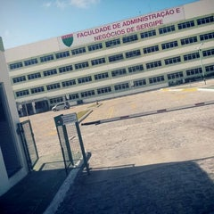Photo taken at Fanese - Campus Santo Antônio by Luana A. on 9/28/2014