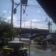 Photo taken at ผัดหมี่ไฟแดง by Techin T. on 12/28/2012