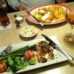 Photo taken at Ninety Nine Restaurant by Billy J. on 11/16/2012