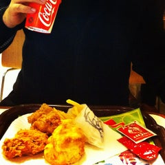 Photo taken at KFC by Mehmet Ş. on 12/4/2012