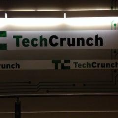 Photo taken at TechCrunch HQ by Pek P. on 8/1/2014