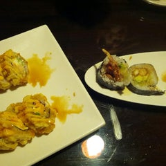 Photo taken at Masa Sushi by Tsali W. on 1/11/2014