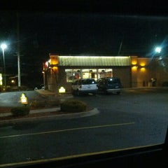 Photo taken at Wendy's by Tsali W. on 11/19/2012