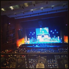 Photo taken at Jubilee Auditorium by Irene L. on 5/23/2013