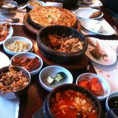 Photo taken at My Tofu House by Anne N. on 5/10/2013