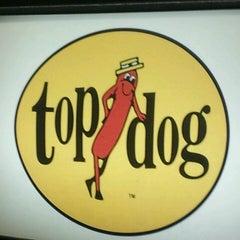 Photo taken at Top Dog by EastBayLoop K. on 2/27/2013