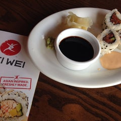 Photo taken at Pei Wei by Aiye L. on 9/2/2014