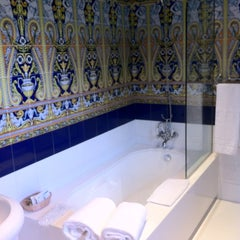 Photo taken at Castillo El Collado by Mark H. on 10/7/2012