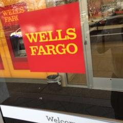 Photo taken at Wells Fargo by Sean-Patrick on 4/2/2014
