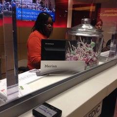 Photo taken at Wells Fargo by Sean-Patrick on 11/27/2013