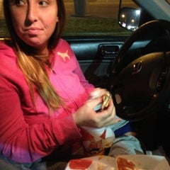 Photo taken at Burger King® by Mike L. on 12/20/2012