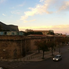 Photo taken at Hotel Ucciardhome Palermo by Christophe C. on 11/8/2012