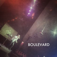 Photo taken at Boulevard Next-Gen Ministry by Saulo R. on 3/18/2013