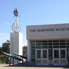 Photo taken at The Mariners' Museum by Zerah J. on 8/31/2014