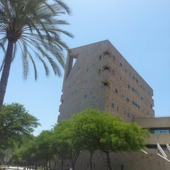 Photo taken at CLA Building by Kendra on 5/31/2013