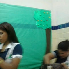 Photo taken at Escola Estadual Sant'Ana by Ítalo R. on 11/1/2012