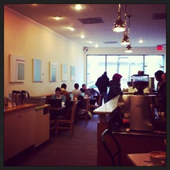 Photo taken at Peregrine Espresso by Chris A. on 1/25/2013