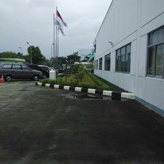 Photo taken at PT Saitama Stamping Indonesia by Sonny B. on 1/27/2015