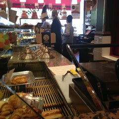 Photo taken at Patisserie Valerie by Noush S. on 4/30/2013