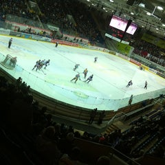 Photo taken at Swiss Arena by Humphry N. on 2/16/2013