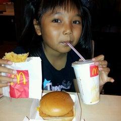 Photo taken at McDonald's by rynieta a. on 2/2/2013