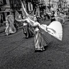 Photo taken at The 7th Annual Dance Parade & Festival 5.18.13 by mido on 5/22/2013
