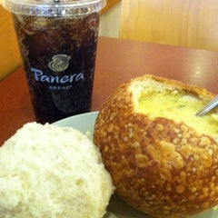 Photo taken at Panera Bread by Marie S. on 3/13/2013