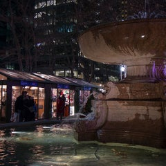 Photo taken at The Holiday Shops at Bryant Park by Charles P. on 12/15/2013