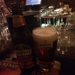 Photo taken at O'Mearas Irish Pub by Lennaert B. on 1/23/2016