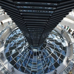 Photo taken at Reichstag by Marcio C. on 7/19/2013