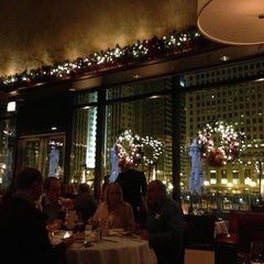 Photo taken at Chicago Cut Steakhouse by Arisa K. on 12/16/2012