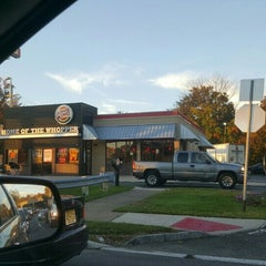 Photo taken at Burger King® by Eve Y. on 10/14/2015
