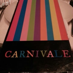 Photo taken at Carnivale by Ryan Z. on 12/22/2012