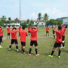 Photo taken at Dataran Bandar Marang by عبد ا. on 6/14/2012