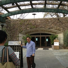 Photo taken at Domaine Chandon by Mickey T. on 3/16/2013