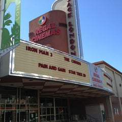 Photo taken at Regal Cinemas Jack London 9 by Mickey T. on 5/19/2013