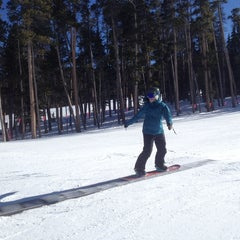 "Photo taken at A51 Terrain Park by Shannon ""Shay"" J. on 1/23/2014"