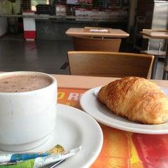 Photo taken at San Blas Cuisine Café by Mauricio R. on 2/14/2013