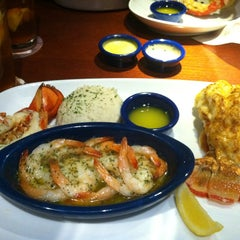 Photo taken at Red Lobster by Samantha S. on 3/2/2013