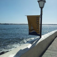 Photo taken at Seaport Village by Shatha M. on 6/20/2013