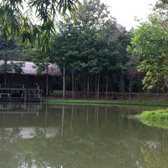Photo taken at Chachanat Woodland Resort by Anny S. on 2/2/2013